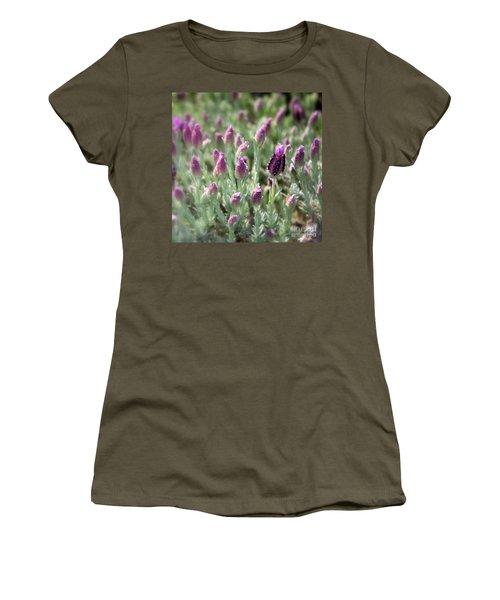 Lavender Standout Women's T-Shirt