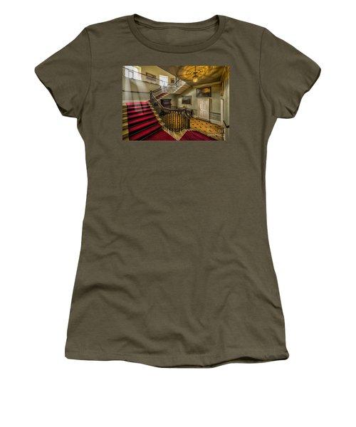 Mansion Stairway Women's T-Shirt