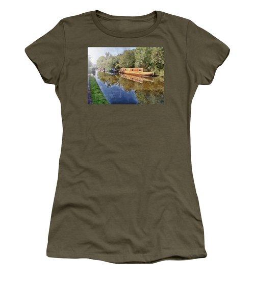 Moored Up Women's T-Shirt