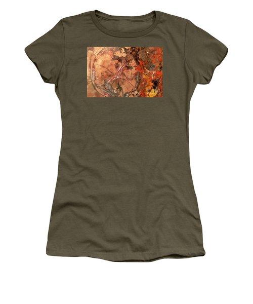 Petrified Wood Detail Women's T-Shirt