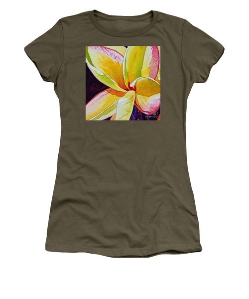 Plumeria Women's T-Shirt