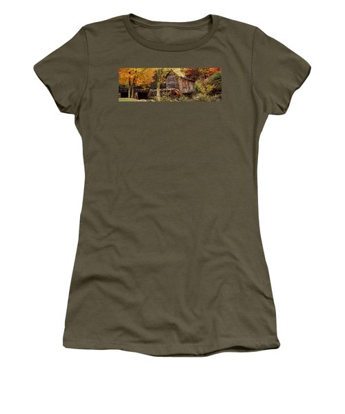 Power Station In A Forest, Glade Creek Women's T-Shirt