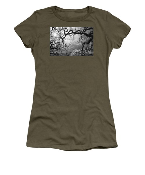 Sheltering Sky  Women's T-Shirt (Athletic Fit)