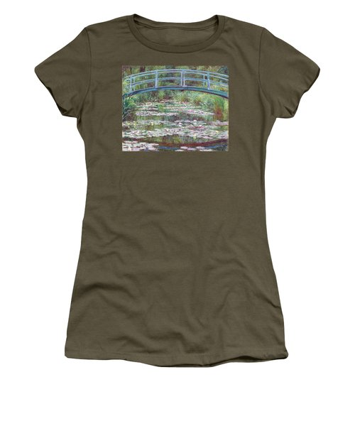 The Japanese Footbridge Women's T-Shirt