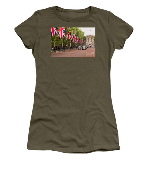 The Mall Women's T-Shirt (Athletic Fit)