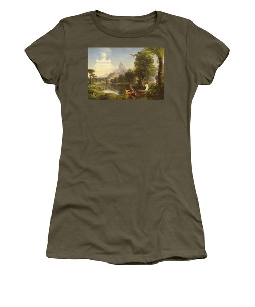 The Voyage Of Life Youth Women's T-Shirt