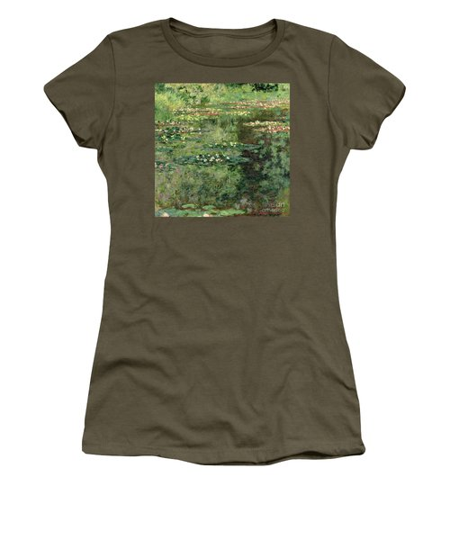 The Waterlily Pond Women's T-Shirt
