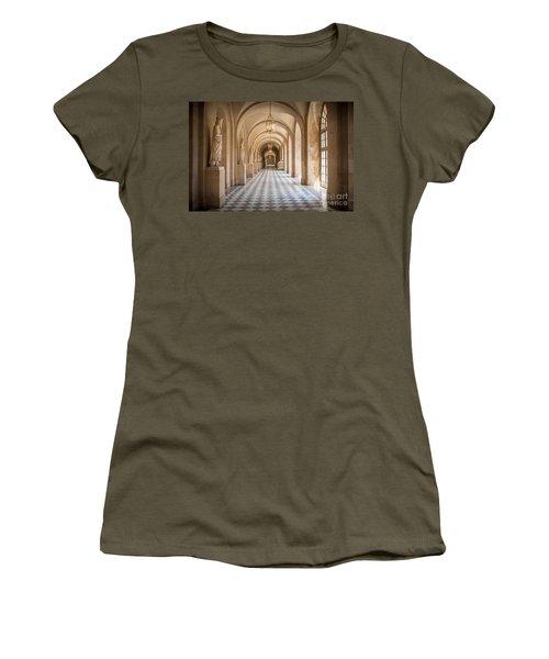 Versailles Hallway Women's T-Shirt
