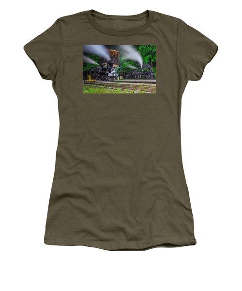 Cass Scenic Railroad Women's T-Shirt