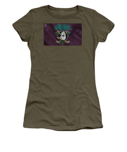 Anaheim Ducks Women's T-Shirt