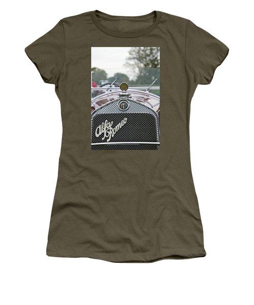 1931 Alfa Romeo Women's T-Shirt