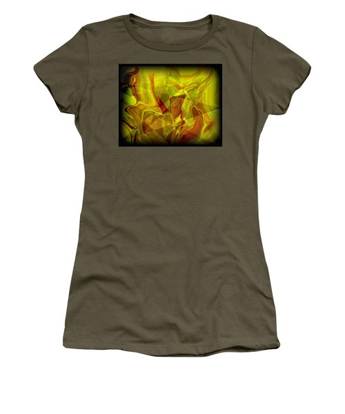 Abstract 27 Women's T-Shirt (Athletic Fit)