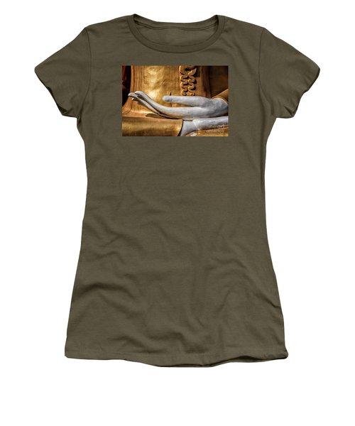 Buddha Hand Women's T-Shirt