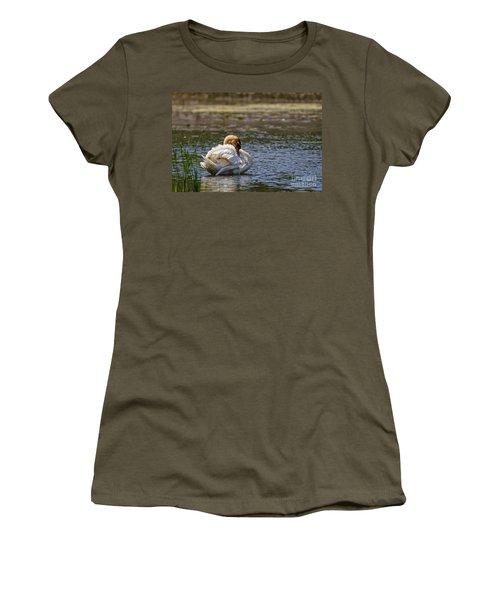 Mute Swan Women's T-Shirt