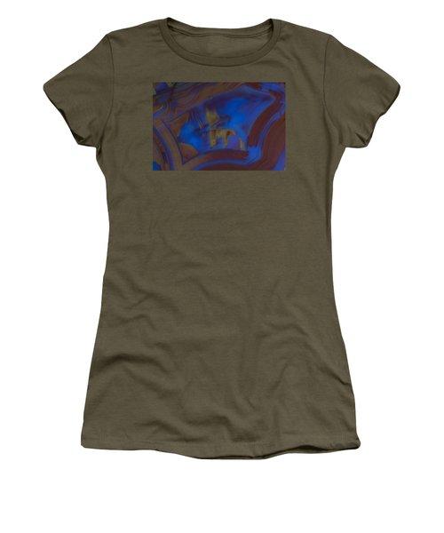 Blue Rock Design Women's T-Shirt