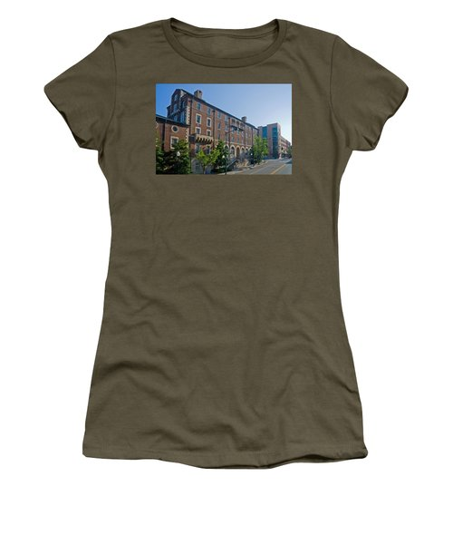 Downtown Knoxville Women's T-Shirt (Junior Cut) by Melinda Fawver
