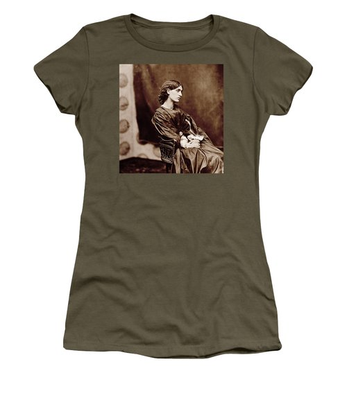 Portrait Of Jane Morris Women's T-Shirt