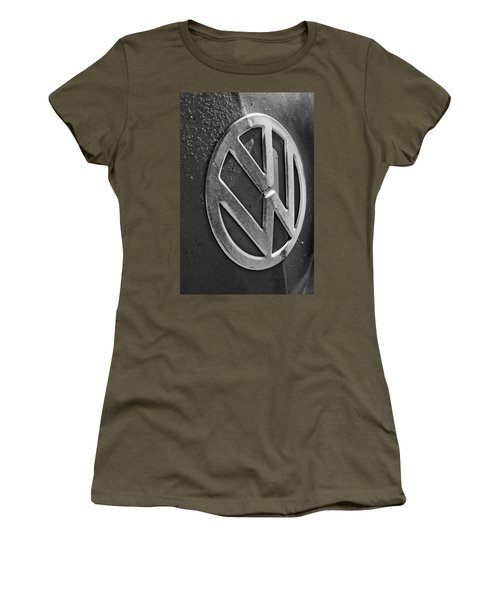 Volkswagen Vw Bus Front Emblem Women's T-Shirt