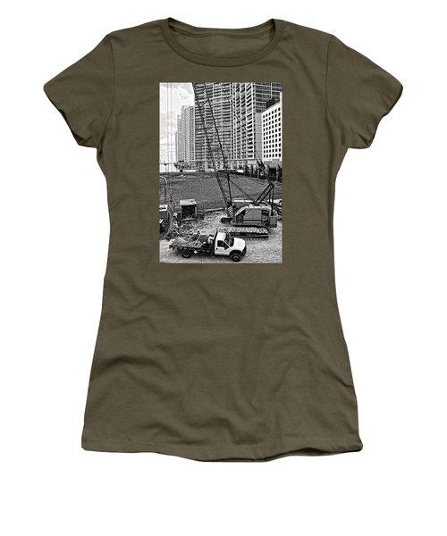 Construction Site-2 Women's T-Shirt