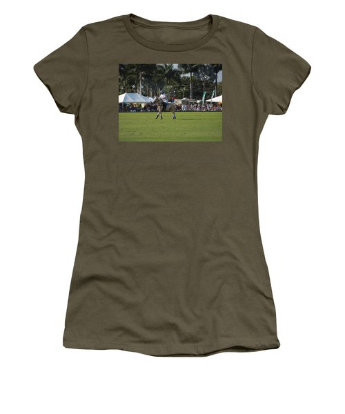 International Polo Club Women's T-Shirt (Athletic Fit)