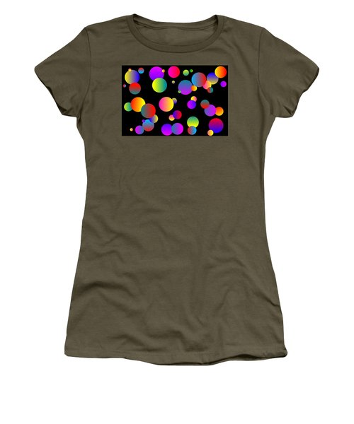 80's Jazz Women's T-Shirt (Junior Cut) by Mark Blauhoefer