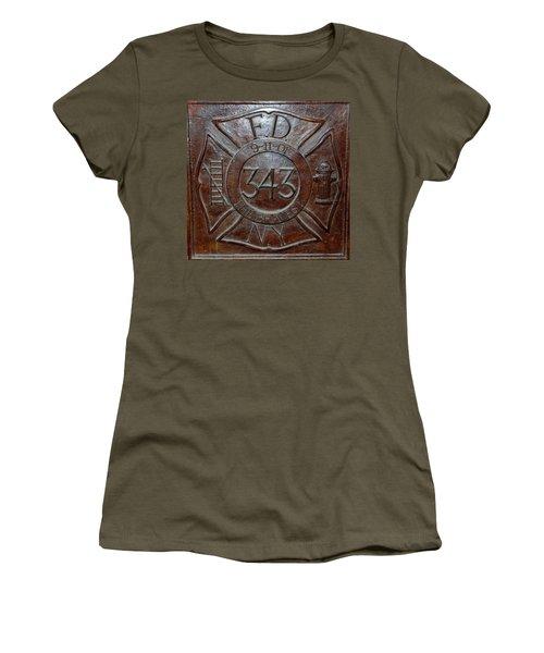 9 11 01 F D N Y 343 Women's T-Shirt