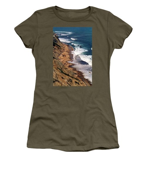 Block Island Women's T-Shirt (Athletic Fit)