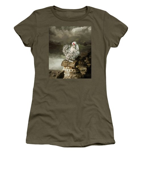 9. Cuckoo Angela Women's T-Shirt