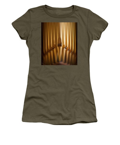 A Blur Of Pipes Women's T-Shirt (Athletic Fit)