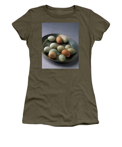 A Bowl Of Eggs Women's T-Shirt