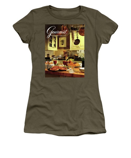 A Buffet Brunch Party Women's T-Shirt