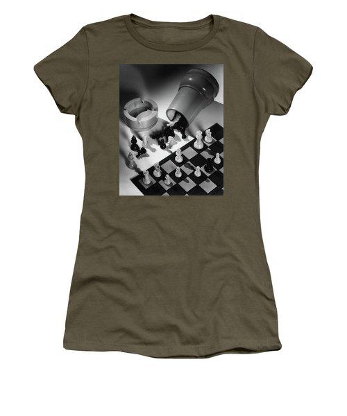A Chess Set Women's T-Shirt