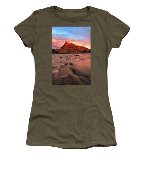 A Chocolate Milk River Women's T-Shirt