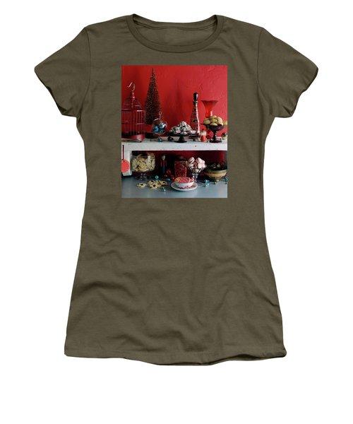 A Christmas Display Women's T-Shirt