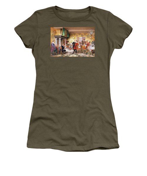 A Convivial Meeting Of The Brewers Women's T-Shirt