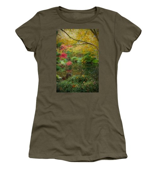 A Fall Afternoon Women's T-Shirt