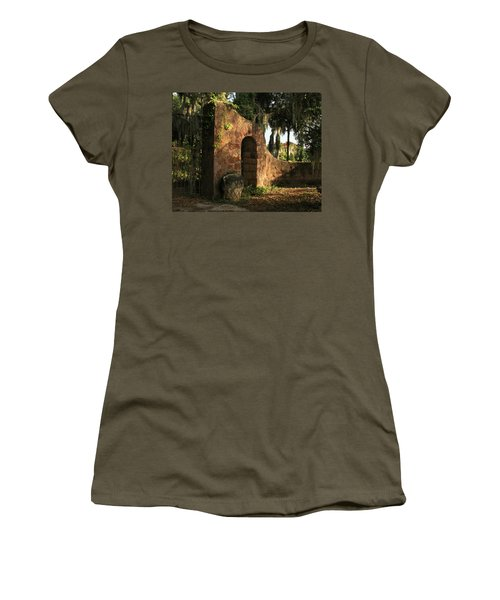 A Glimpse Into Yesteryear  Women's T-Shirt