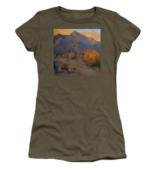 A Golden Sky Women's T-Shirt (Athletic Fit)