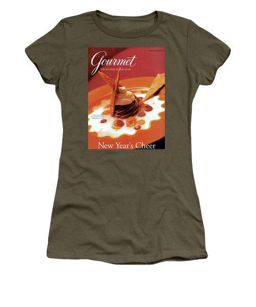 A Gourmet Cover Of Moch Mousse Women's T-Shirt