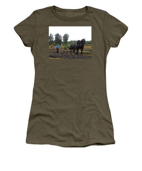 A Hard Days Work Women's T-Shirt