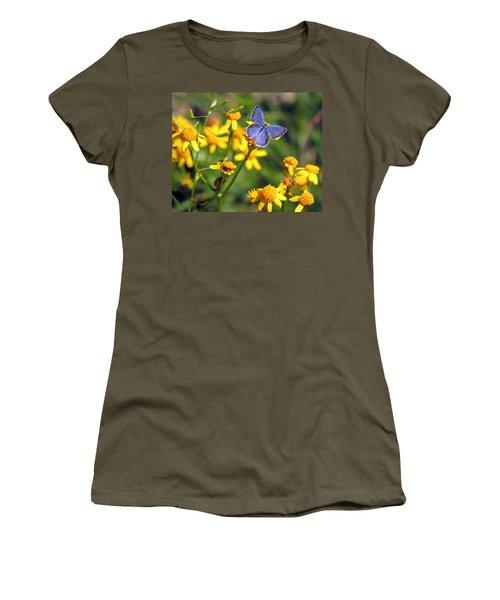 A Little Blue Women's T-Shirt