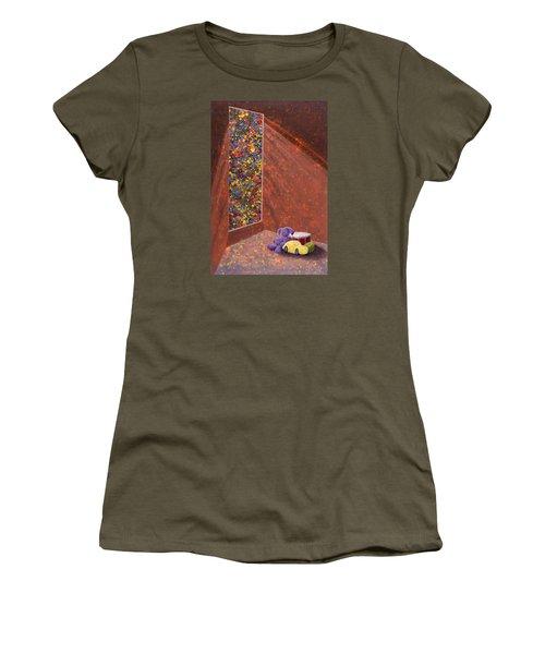 A Mother's Hope Women's T-Shirt (Junior Cut) by Jack Malloch