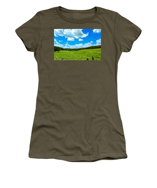 A Place To Relax Women's T-Shirt (Athletic Fit)