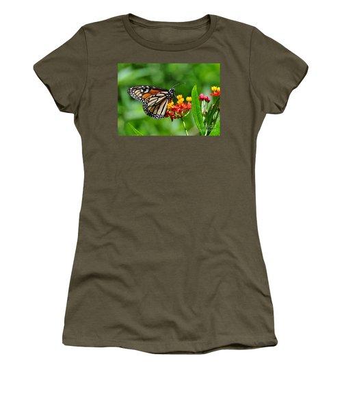A Place To Settle Down Women's T-Shirt (Junior Cut)