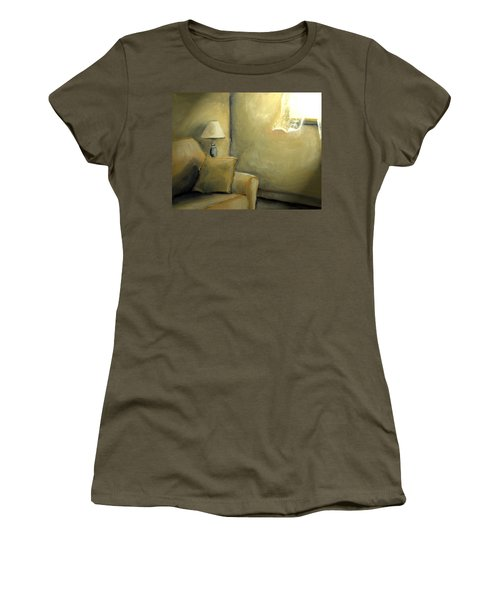 A Quiet Room Women's T-Shirt (Athletic Fit)