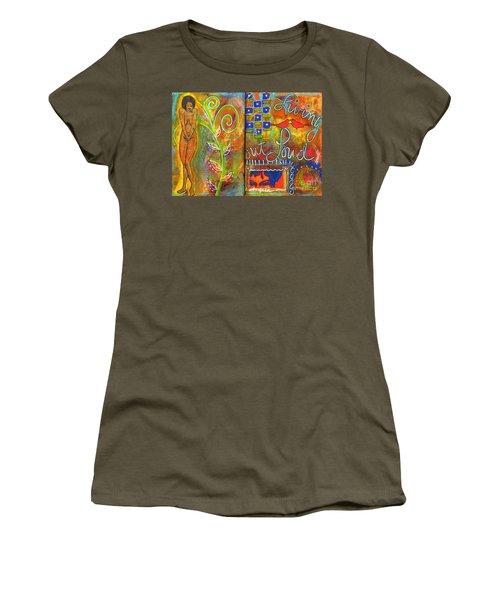 A Rebirth Of Sorts Women's T-Shirt