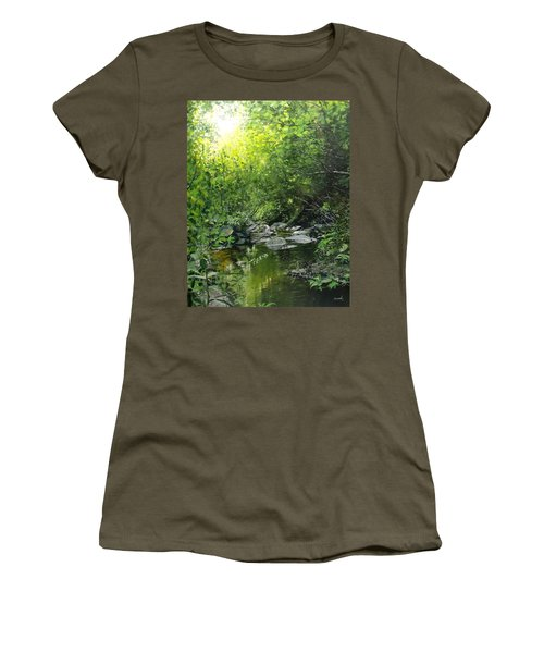A Road Less Traveled Women's T-Shirt