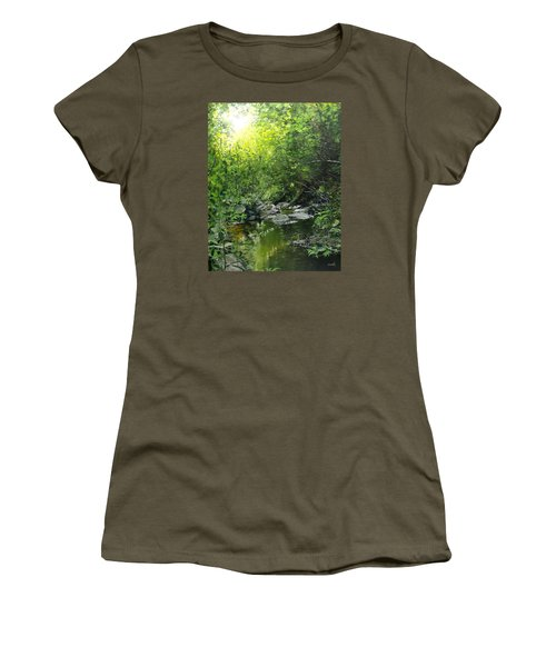 A Road Less Traveled Women's T-Shirt