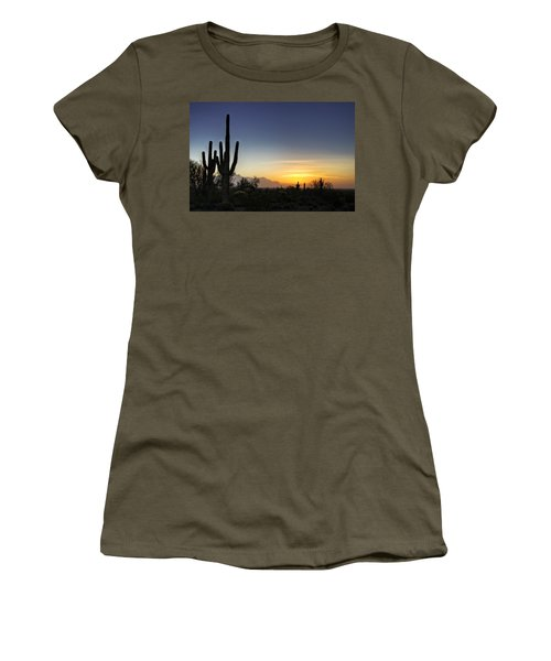 A Sonoran Sunrise  Women's T-Shirt