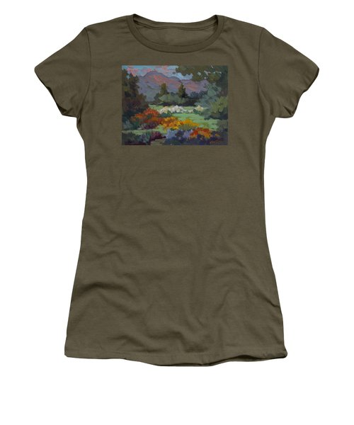 A Sunny Afternoon In Santa Barbara Women's T-Shirt